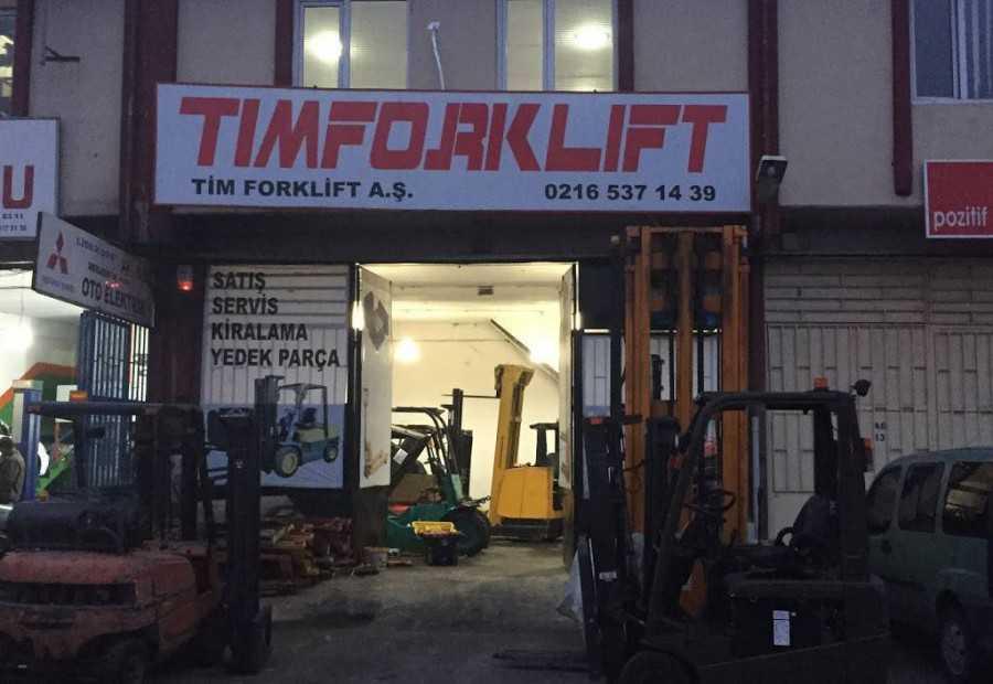 Tim Forklift