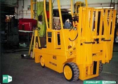 Exproof Forkliftler