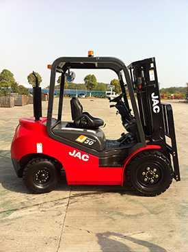 Jac Forklift Türkiye'ye Gelen Modeller