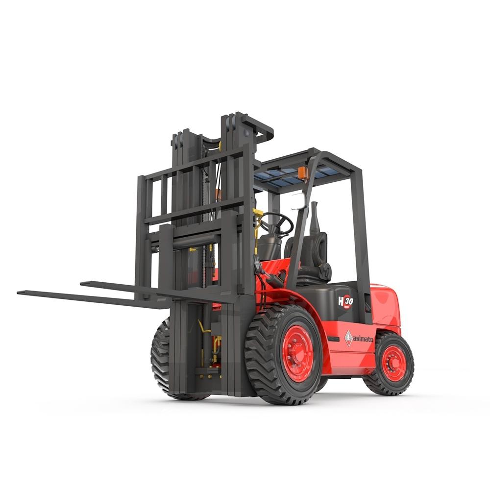 Asimoto Forklift Yorumları