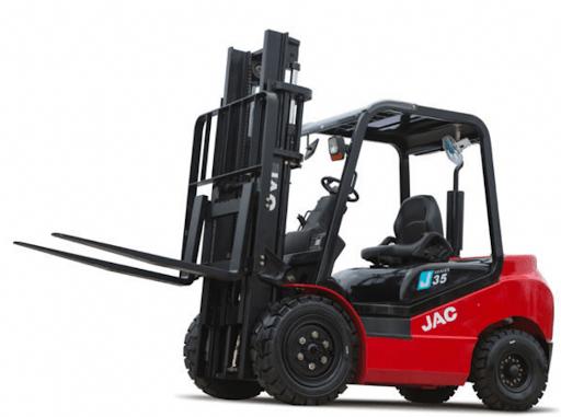 Jac Forklift | Güç – Performans – Ekonomi