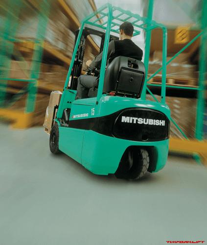 Elektrikli Forklift | Hem Ekonomik, Hem Dinamik