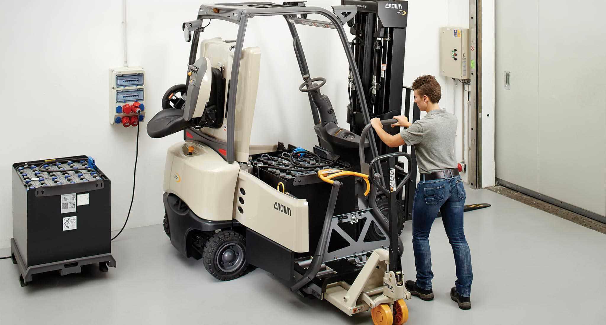 Forklift Servisi Nedir, Neden Gereklidir?