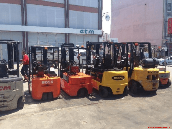 Forklift Alırken Dikkat Etmeniz Gerekenler