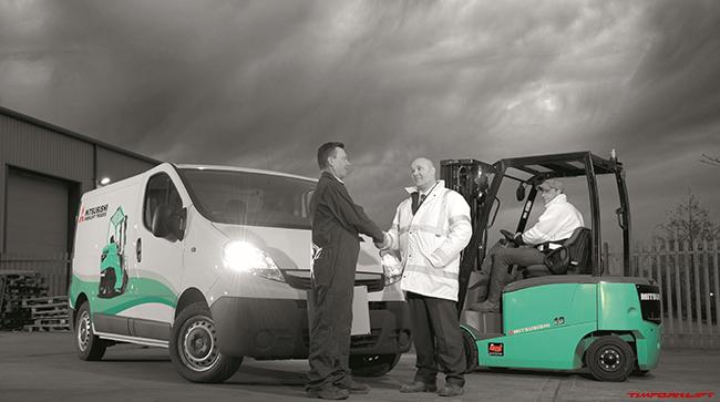 Mitsubishi Forklift Tamiri | Yetkili Servis Neden Her Zaman En Doğru Seçenektir ?